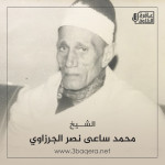 محمد ساعي نصر الجرزاوي